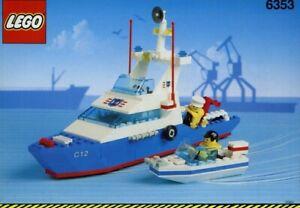 LEGO Town Coastal Cutter (6353)