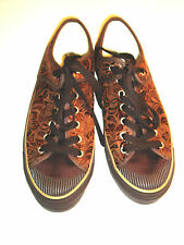 New USA Vintage BALL BAND 7 Brown Canvas  Tennis Shoes An American Classic Shoe