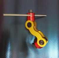 Vise stop 5 Axis movement mill work stop part locator -$59.85 Free Shipping