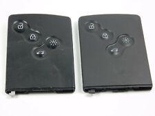 Repair Service for Renault Megane Laguna Clio Koleos 4 button remote key card