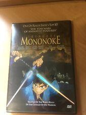 New ListingPrincess Mononoke (Dvd, 2000) Excellent Condition Studio Ghibli miyazaki
