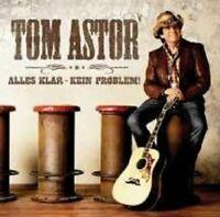 """TOM ASTOR """"ALLES KLAR ...DAS JUBILÄUMSALBUM"""" 2 CD NEU"""