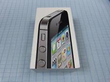 Apple Iphone 4S 16GB Schwarz! Gebraucht! Ohne Simlock! TOP! Einwandfrei! OVP!