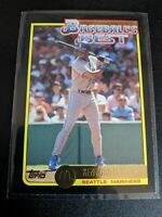 Ken Griffey Jr #8 (1992 Topps McDonald's) Baseball's Best, Seattle Mariners, HOF