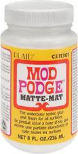 Clear Mod Podge Scrapbooking & Paper Craft Supplies