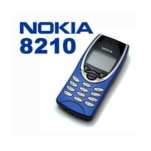 TELEFONO CELLULARE NOKIA 8210 BLU GSM LEGGERO PICCOLO GIOCHI TOP QUALITY.