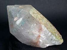 AJOITE Raw Quartz Crystal Point - Large 2300 grams - Rare Specimen 39710