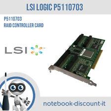 Card LSI Series 511 REV C2 4x IDE ATA 100 P5110703 PCI 09K646 Intel 98 SL3ZJ
