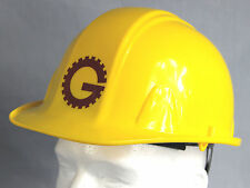 MST3K Gizmonic Logo Yellow Joel  Hard Hat - Mystery Science Theater 3000