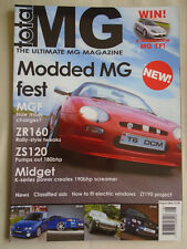 Total MG Aug 2004 Issue 2 MGF, ZR 160, ZS 120