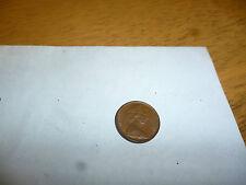 1968 Australian 1 Cent Coin