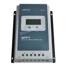 Epever40A 30A 20A 12V/24V MPPT Solar Charge Controller Battery Regulator 100V PV