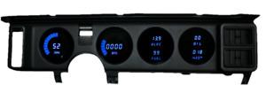 Intellitronix LED Digital Dash Gauge Cluster 1982-1990 Pontiac Firebird/Trans AM