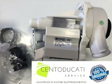 Motopompa 481010514599 motore original lavastoviglie Ignis Whirlpool corpo pompa