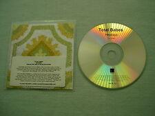 TOTAL BABES Heydays promo CD album