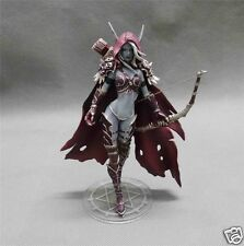 World of Warcraft Figure Colection figure Anime WoW Darkness Ranger Lady Sylvana