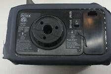 Intex Intertek 3077995 Pump - Works - Cut from Air Bed 120v Reversible - USED T1