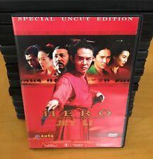 Hero Special Uncut Edition Dvd Jet Li Asian Import