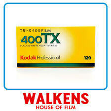 Kodak Tri-X 400 120 Camera Film - 5 rolls Pro-Pack - FLAT-RATE AU SHIPPING!