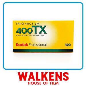 Kodak Tri-X 400 120 Camera Film - 5 rolls Pro-Pack - FLAT-RATE AU SHIPPING!