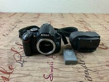 Nikon D3000 10.2MP Digital SLR Camera - Body Only