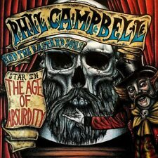 Phil Campbell And The Bastard Sons - The Age Of Absurdity (NEW CD) PREORDER