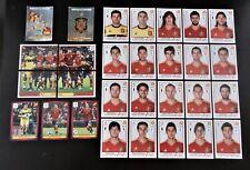 Panini UEFA Euro 2012 Poland/Ukraine Complete Team Spain + 2 Foil Badges