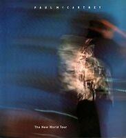 PAUL McCARTNEY 1993 NEW WORLD TOUR CONCERT PROGRAM BOOK BOOKLET / NMT 2 MINT