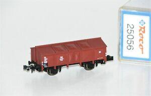 Roco N 25056 Klappdeckelwagen 342571 der DB OVP TM2062