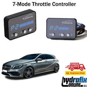 Mercedes-Benz A-Class  2012 - ON / Windbooster 7 Mode Throttle Controller