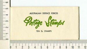 41136) Australia 1967 MNH QEII 5c (x10) Scott# 400