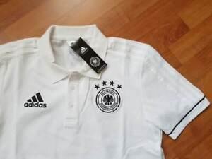 Adidas Deutschland DFB POLO Shirt Gr S Herren Polohemd Polos Trikot