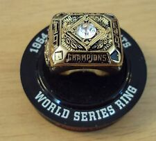 "1954 WORLD SERIES CHAMPIONS~""NEW YORK GIANTS""~REPLICA Ring~Willie Mays~"