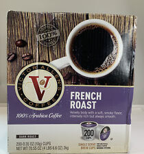 New listing Victory Allen's French Roast K-Cups, 200 cups, Best by 03/23