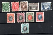 Southern Rhodesia KGV 1931-37 mint LHM collection WS18809