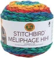 Lion Brand Stitchbird Yarn Parrot 023032034775