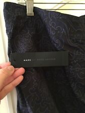 NWT Marc by Marc Jacobs Men's Shorts, Size Small, Orig $178, Black and Blue