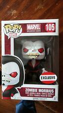 Funko Pop - Marvel Collector Corps Exclusive - # 105 Zombie Morbius