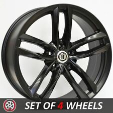 21 Inch BLADE Wheels Rims for Audi Q7 SQ7 4M Q5 SQ5 SUV A7 S7 A8 S8 D4 Black