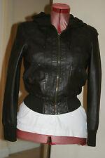 Faux Leather Raincoat Plus Size Coats & Jackets for Women