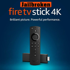 4K FULLY LOADED AND JAILBROKEN FIRE STICK WITH ALEXA 2020