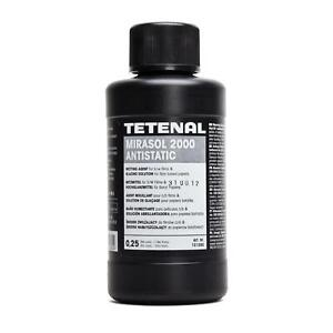 Tetenal Mirasol 2000 Antistatic Netzmittel Glanzol Schallplatten Vinyl Reiniger