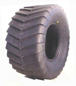 One 31x15.50-15 Mayhill Garden Tractor Pick-up Truck Giant Puller Tires