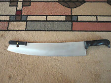 """COMMERCIAL PIZZA / PARSLEY CUTTING / CHOPPING / KNIFE / ROCKER /  16"""" New!!!"""