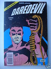 DAREDEVIL ALBUM N° 3 (7 8 9) VERSION INTEGRALE - SEMIC