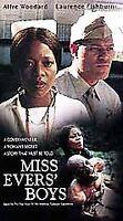 Miss Evers' Boys VHS Alfre Woodard, Laurence Fishburne Tuskegee Syphilis Exper.