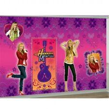 Party Decoration Hannah Montana Scene Setter Kit 2 x Room Rolls & 4 Cutouts HUGE
