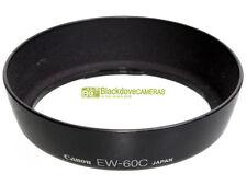Controluce Mascherina Canon ew-60c EW 60c per EF-S 18-55mm 3.5-5.6 II Ø 58mm