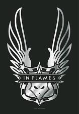 """IN FLAMES AUFKLEBER / STICKER # 5 """"WINGSLOGO"""""""