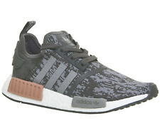 Adidas Nmd R1 Grey Five Raw Pink UK 8 EU 42 LN38 03